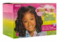 African Pride Dream Kid's Relaxer Regular Kit