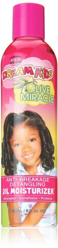 African Pride Dream Kids Olive Oil Miracle Oil Lotion 235 ml