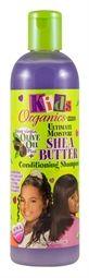 Africa's Best Kids Organic Shea Shampoo 12oz