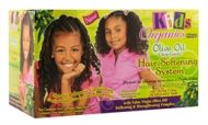 Africa's Best Kids Organic Text Softening Kit AB Organics Olive Oil Ultra-Gentle