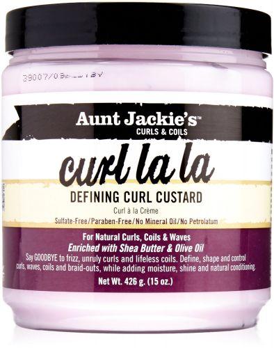 Aunt Jackies Curl La La Defining Curl Custard 426 g