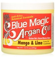 Blue Magic Argan Oil Mango and Lime Leave-In Hair Conditioner 390 g