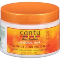 Cantu SB Coconut Curling Cream 12oz