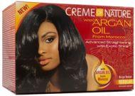 Cream Of Nature Argan Oil Relaxer Regular Kit