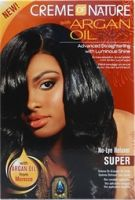 Cream Of Nature Argan Oil Relaxer Super Kit