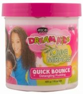 African Pride Dream Kids Bounce Pudding 15oz