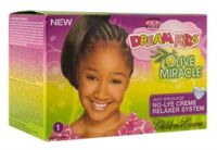 African Pride Dream Kids Relaxer Coarse Kit