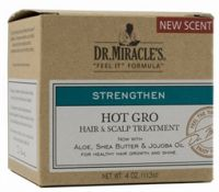 Dr Miracle Hot Gro Treatment Regular 4oz